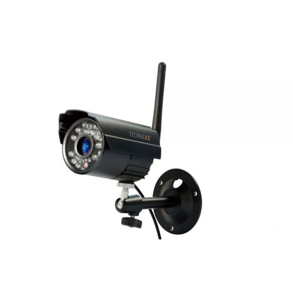 Technaxx Zusatzkamera zum Easy Security Überwachungskamera Set TX-28 Kamera