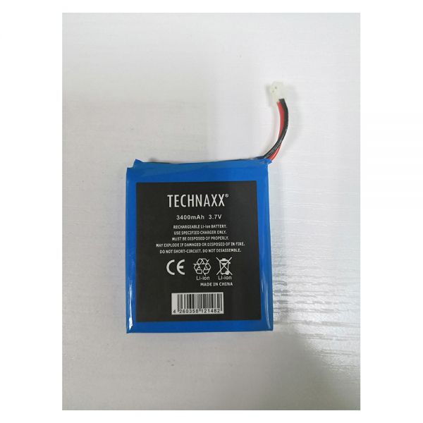 Technaxx Ersatzakku für Kamera TX-59+ drahtlos Video Türkamera Funk Kamera