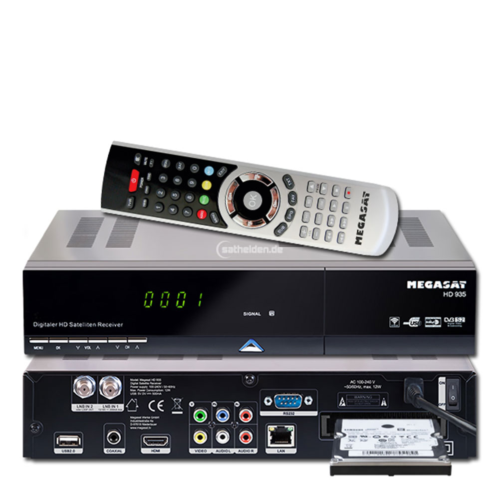 satelliten receiver receiver ihr experte f r multimedia und. Black Bedroom Furniture Sets. Home Design Ideas