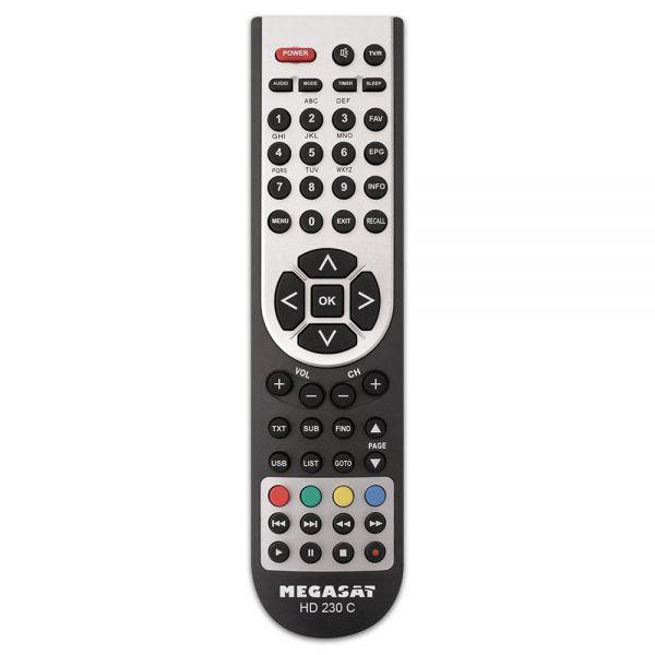 Fernbedienung FB für Megasat HD 230 C 230C Receiver