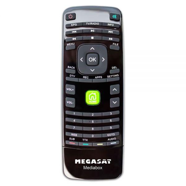 Fernbedienung für Megasat Mediabox mit Tastatur