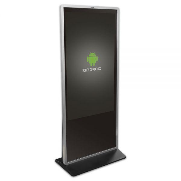 Multimedia Display 490TA für Präsentationen Touchscreen 49 Zoll Werbestele Public