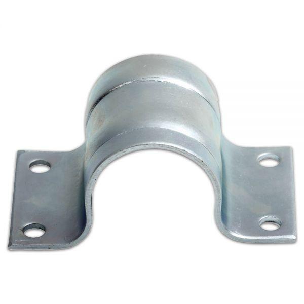Mastschelle 48mm zur Befestigung eines Mastes Stahl