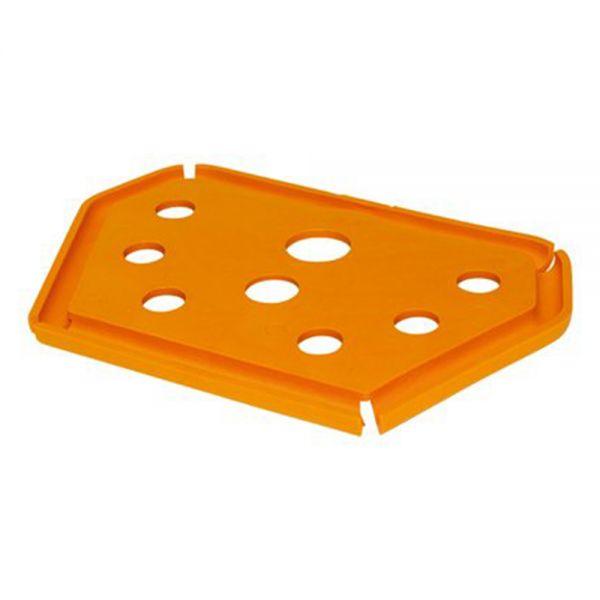 Peggy Peg PP Universalplatte Befestigungsplatte für Teppich Matte Folie 4er Set