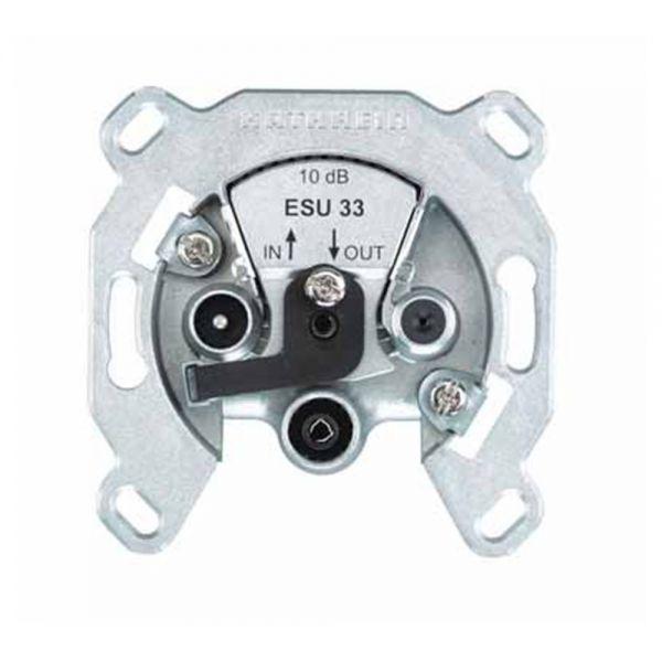 Kathrein ESU 33 ESU 33 Antennendose für SCR-Einkabelsystem (EN50494) Unicable-System