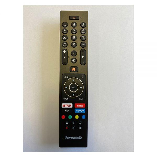 Fernbedienung FB für Hanseatic LED LCD TV Flachbild Fernseher
